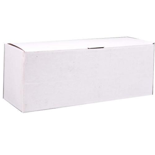 BOX JENTS FLAT CHAPPAL WHITE