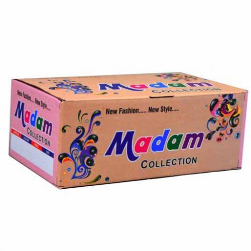 BOX LADIES VADAPAV COLOUR