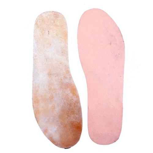 INSOLE JENTS LEATHER CHILAN WHITE
