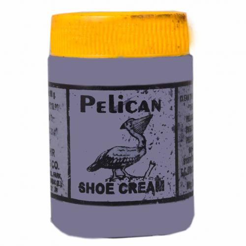 POLISH CREAM PELICAN 90GM BLACK-BROWN-TAN-NATURAL